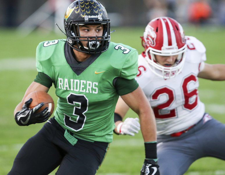 PREP FOOTBALL: Northridge, Concord To Meet In Battle Of