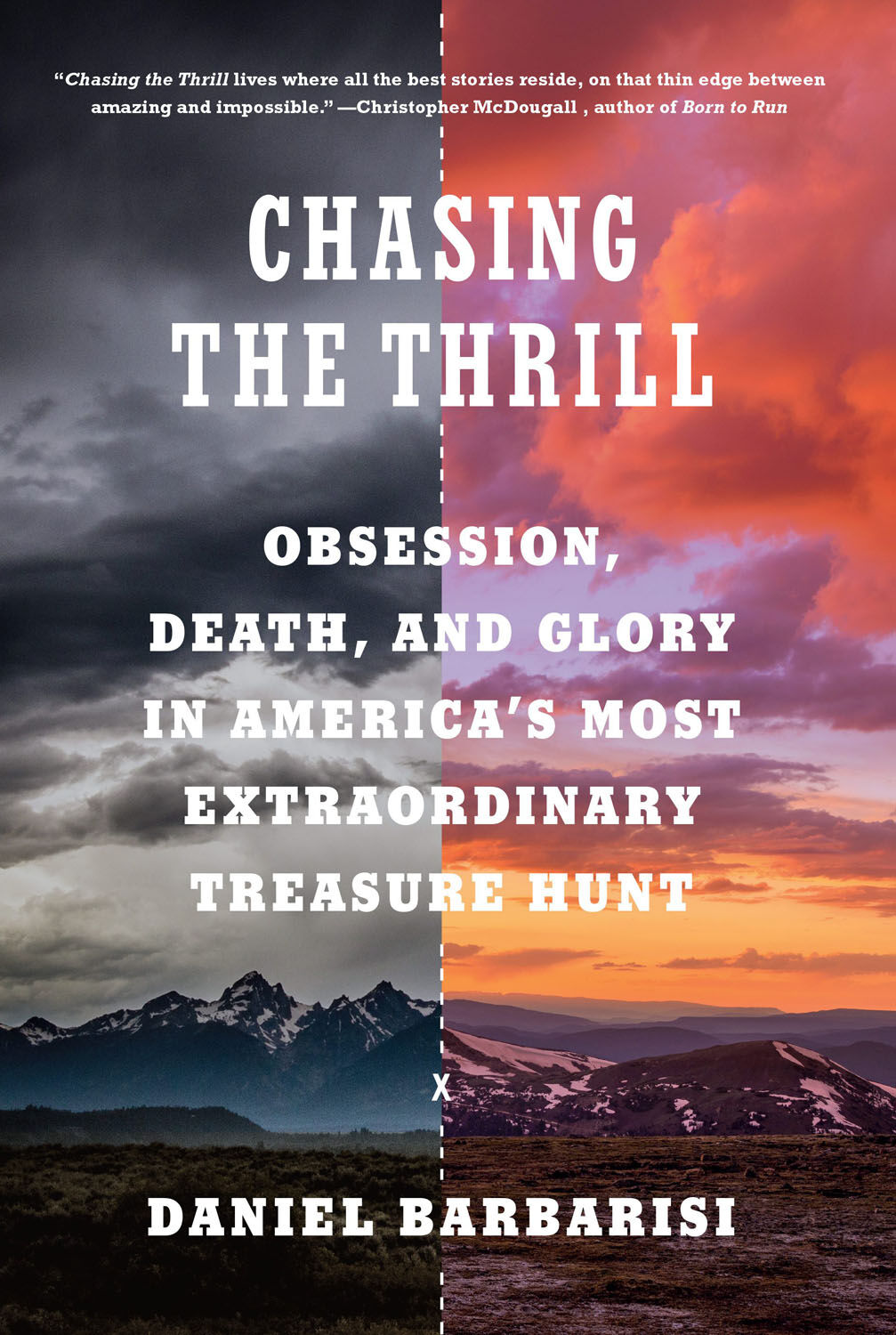 'Chase' in the works with this summer read