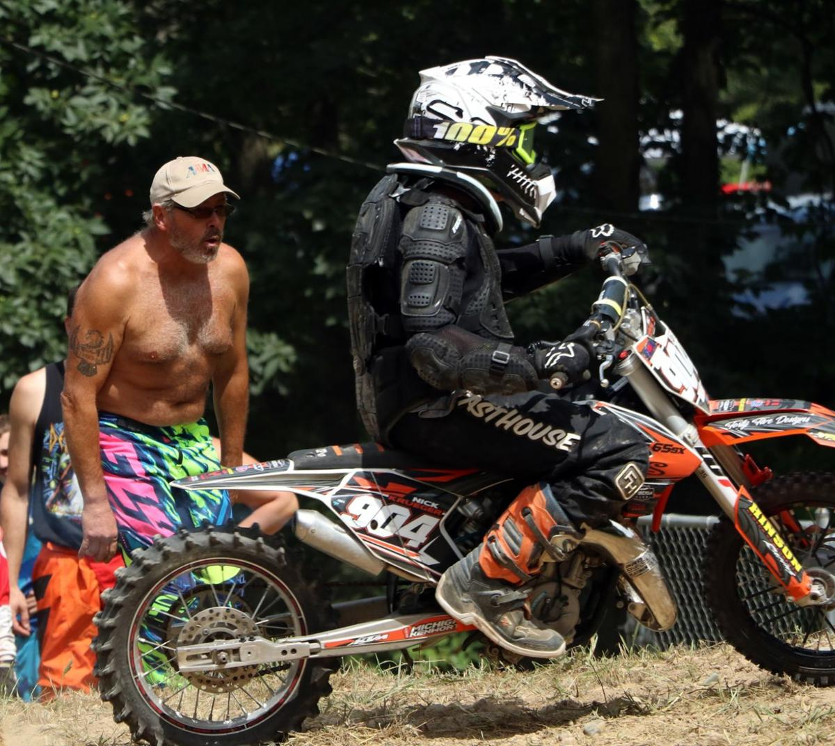 Hillclimb riders looking to keep sport growing, thriving
