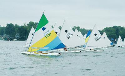 Sailboat racing at Lake Wawasee | Local Sports | goshennews com