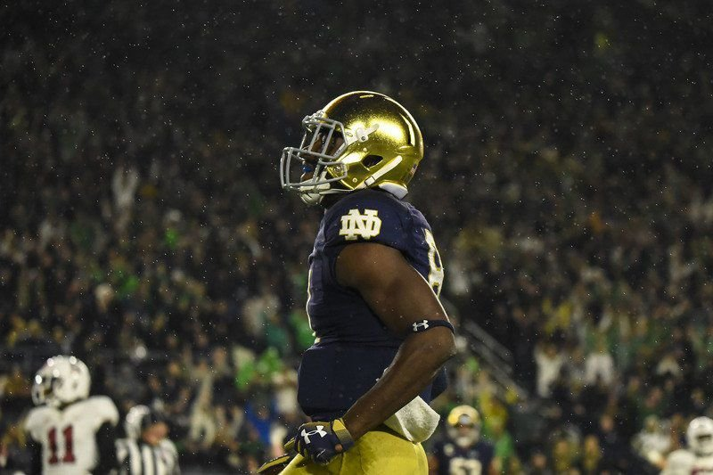 NOTRE DAME FOOTBALL: Host of Irish players make NFL decisions