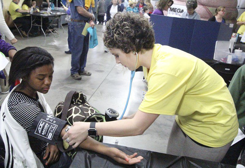 Goshen Health Event Offers 'head-to-toe Experience