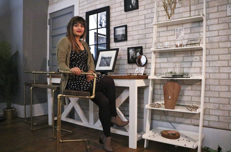 Goshen artist pursues passions to show her daughter dreams come true