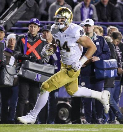 NOTRE DAME FOOTBALL: Injuries, transfer dominate early camp headlines