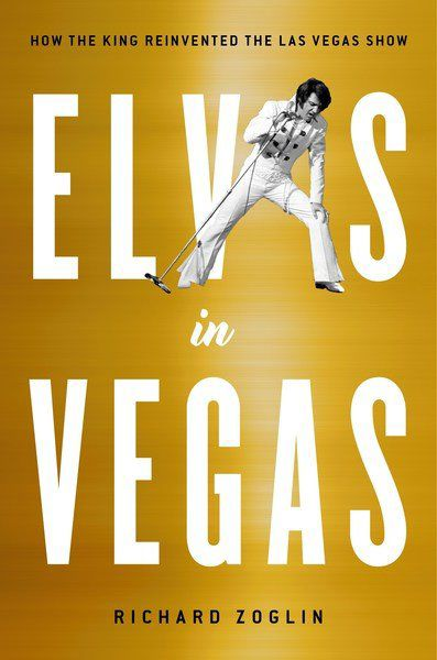 THE BOOKWORM SEZ: A great read about Elvis, Vegas and the early years