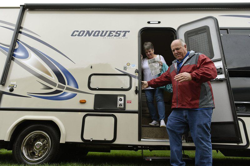 North American dealers descend on RV Open House | Local News