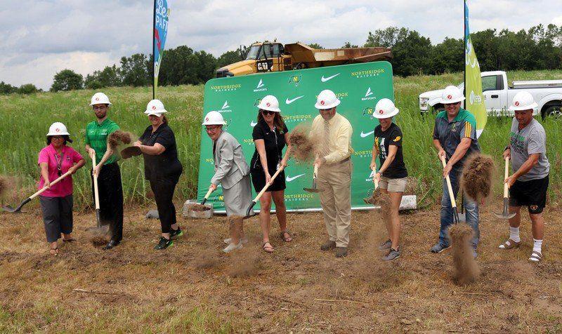 PREP SPORTS: Northridge begins athletic complex construction