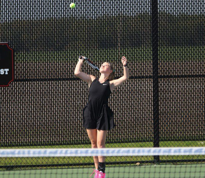 PREP GIRLS TENNIS: NorthWood tops Fairfield in sectional opener