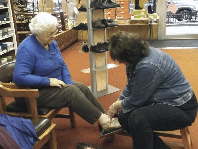 Generations Shoe Store Davis