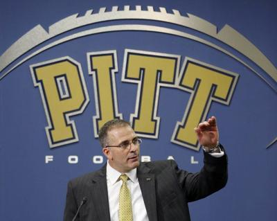 COLLEGE FOOTBALL: Narduzzi officially takes over at Pittsburgh