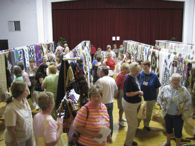 Topeka Shipshewana Gear Up For Quilt Shows Local News