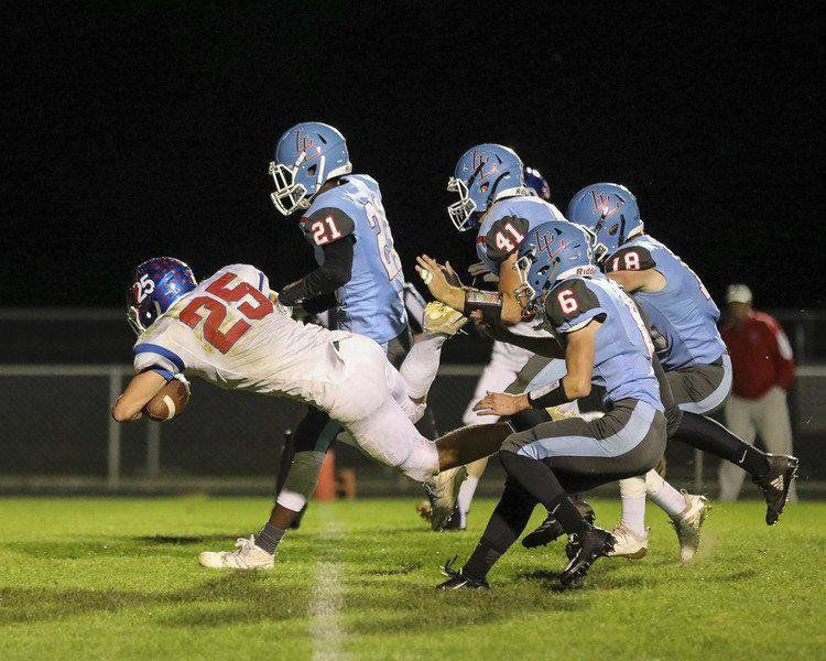 PREP FOOTBALL: Pruitt excited for 'great opportunity' at Navy