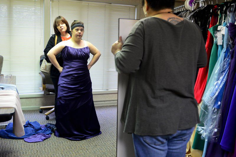 Ahead Of Adec Ball Clients Say Yes To The Dress Local News