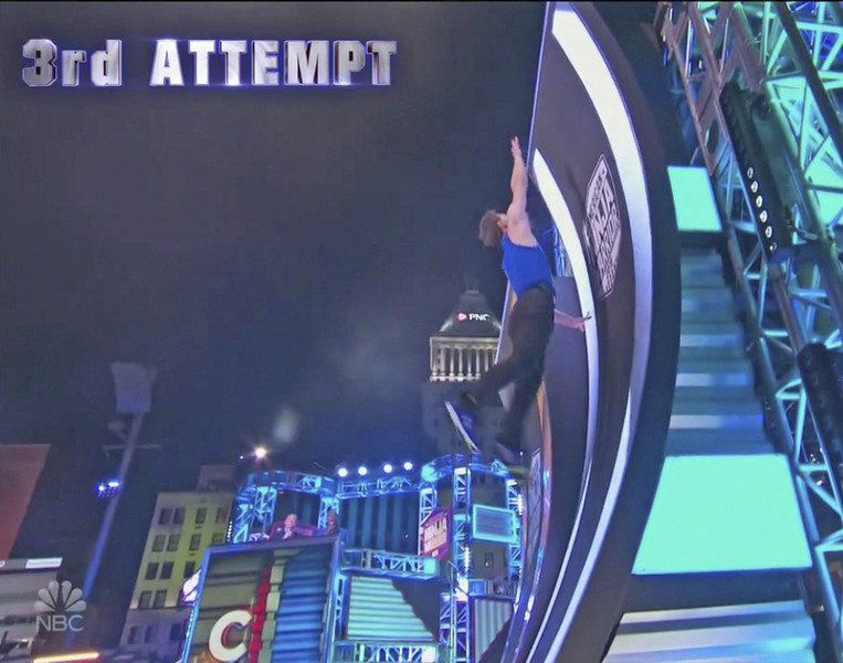 Homegrown 'Ninja Warriors' compete on national level