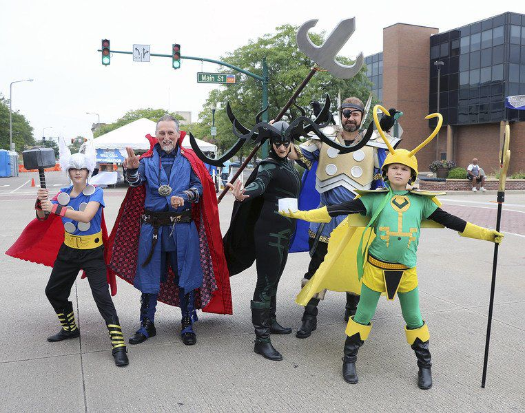 Comic Con relocating for its third run