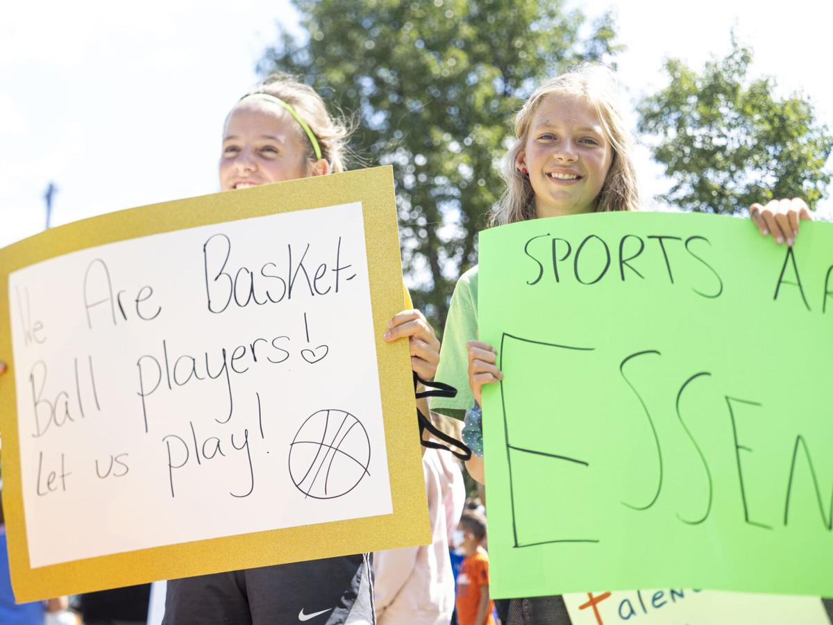 Sports Protest