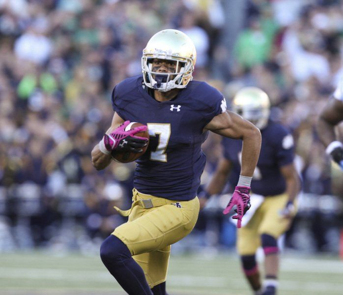 Notre Dame Football Player to Watch: Will Fuller