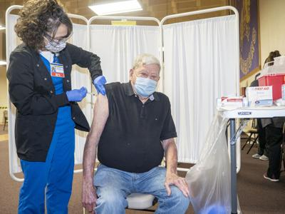 Elkhart County Health Department COVID-19 vaccinations
