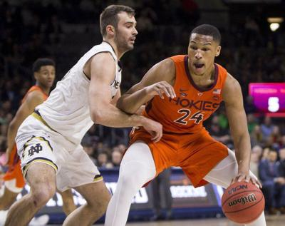 NOTRE DAME BASKETBALL: Irish drop 3rd straight in the ACC