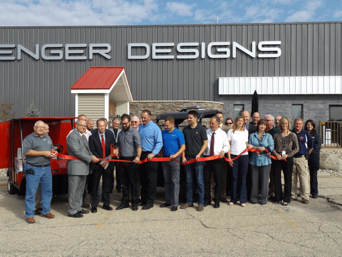 Challenger Designs & LOCAL INDUSTRY: Challenger Designs celebrates expansion | Business ...