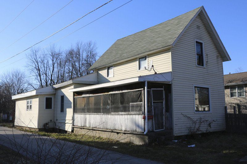 Goshen home ruled unsafe