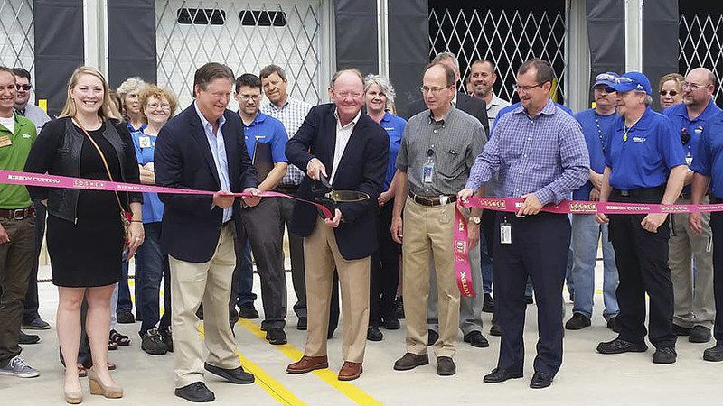 NIBCO expands its plant in Goshen