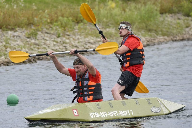 United Way's cardboard boat race raises $68K