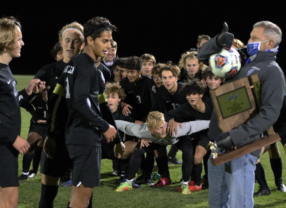 NorthWood boys soccer waiting for regional plaque 10 17 2020
