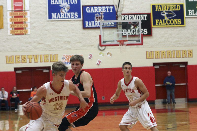 BOYS BASKETBALL: Hales family tradition carries on