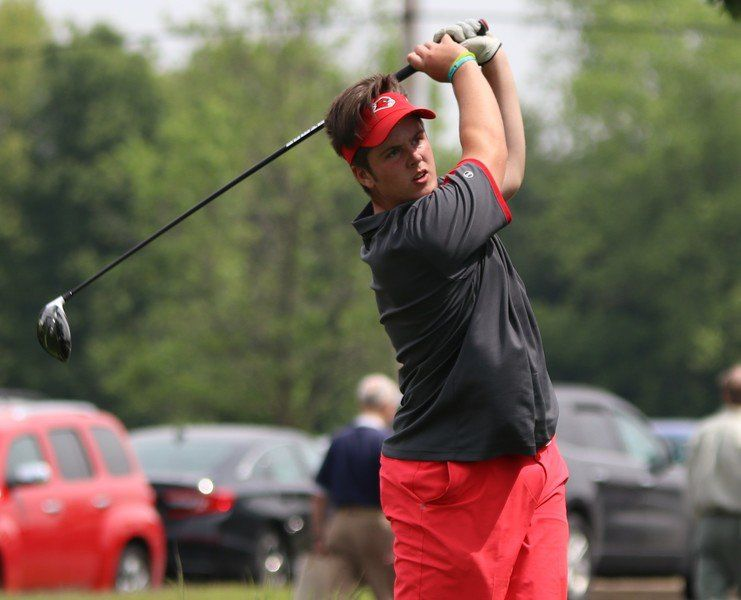 PREP BOYS GOLF: NorthWood's Hogan misses state by one shot