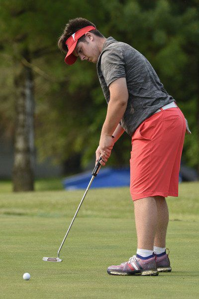 PREP BOYS GOLF: Westview, Hogan winners at Sectional