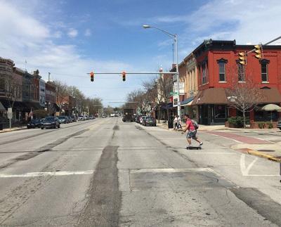 Commission makes U-turn on Main project
