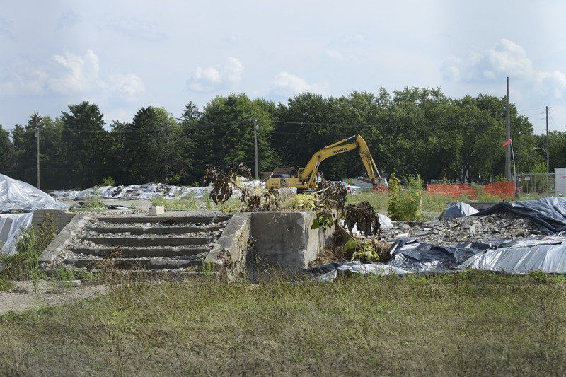 Asbestos removal from Johnson Controls site coming soon