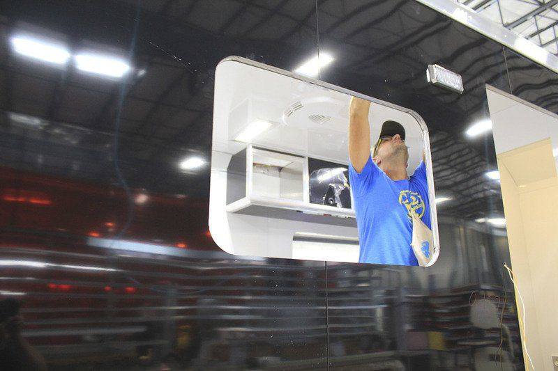Aluminum Trailer Co. opens new plant, headquarters in Nappanee