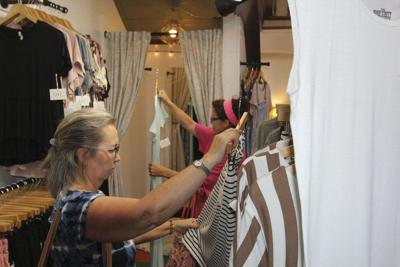 I M She brings new clothing shop to downtown Goshen