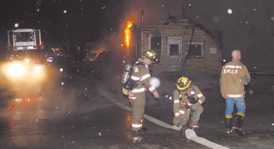 Update: Police have suspect in Middlebury fire   News   goshennews com