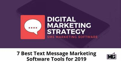 TECH TALK WITH MIKE: Best text message marketing software tools for 2019