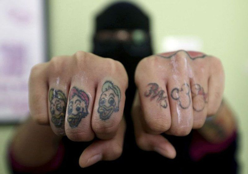 Tattoo removal promotes second chances