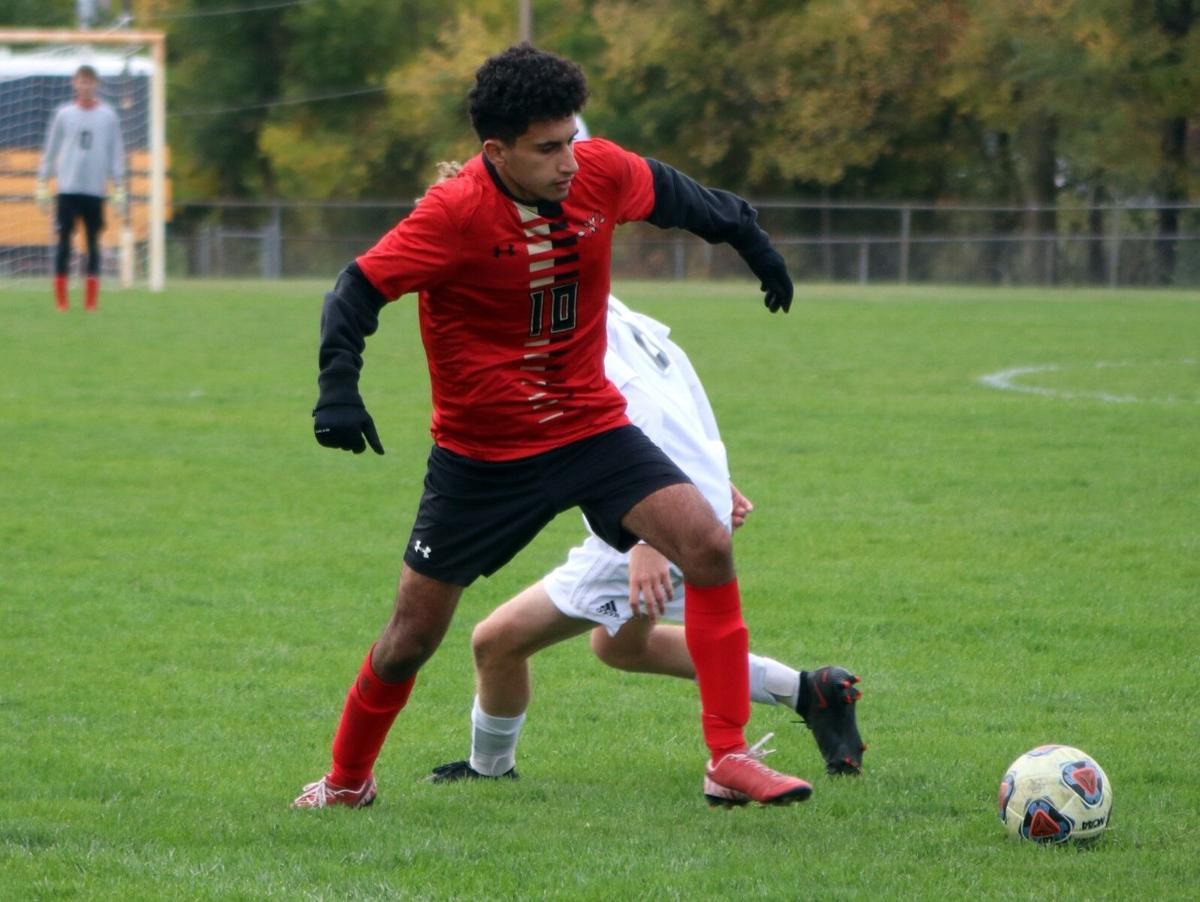 Abdul Saleh Westview boys soccer 10 17 2020
