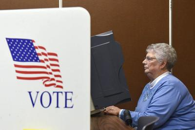 Elkhart County voters can cast ballots at any vote center