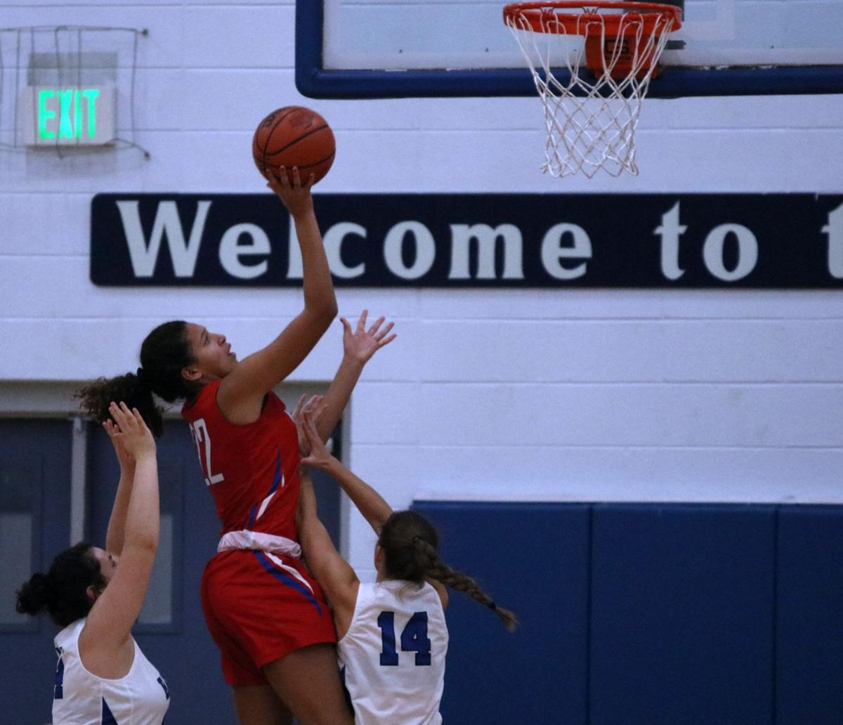 West Noble at Bethany Christian girls basketball 11 7 19 pic 01