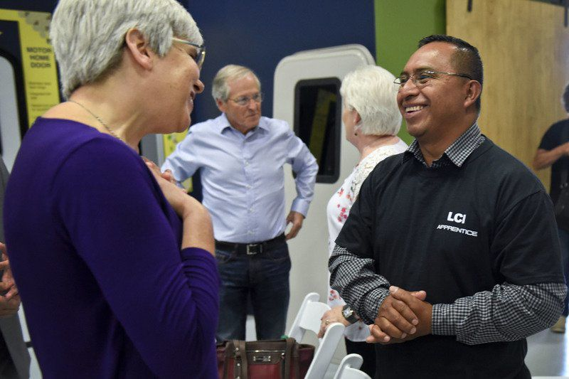 With $9.5 million invested, training program is boosting local workers' skills