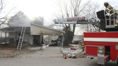 House fire claims pet's life