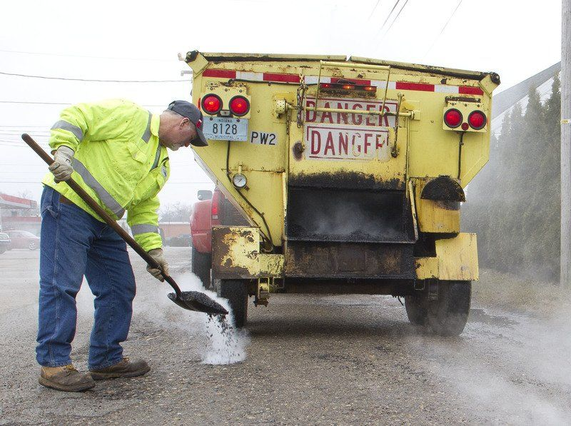 WORK ZONE SAFETY: Street crews worry daily about being struck