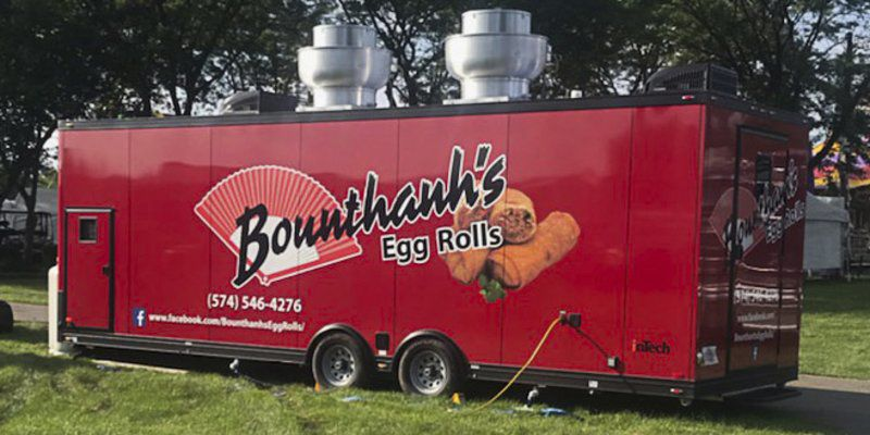 DINING A LA KING: New vendors, eats, locations and the Cooking Channel at the Elkhart County 4-H Fair