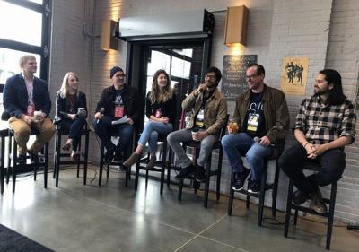 RIVER BEND FILM FESTIVAL: Documentarians dish advice at panel talk