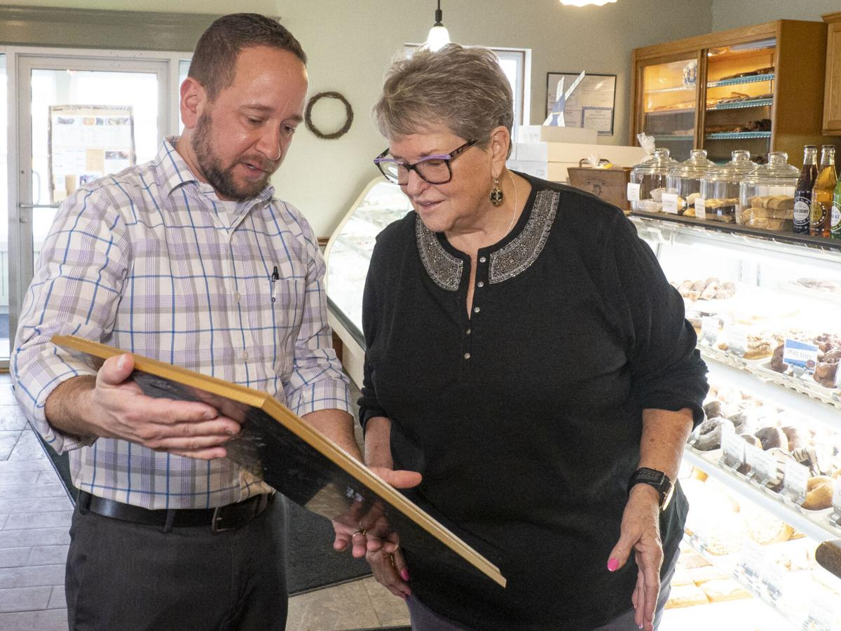 Goshen baker hangs up apron after 56 years
