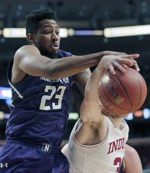 COLLEGE BASKETBALL: Blackmon leads Indiana past Northwestern in Big Ten tournament