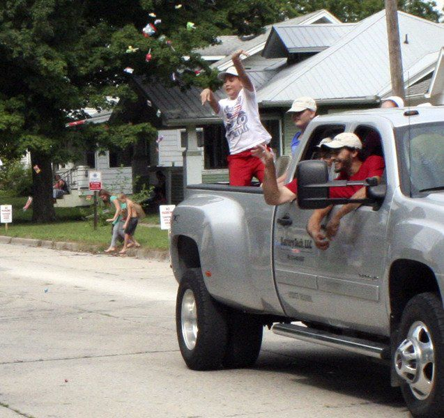 Farmers Day, StreetFest to fill Millersburg's weekend