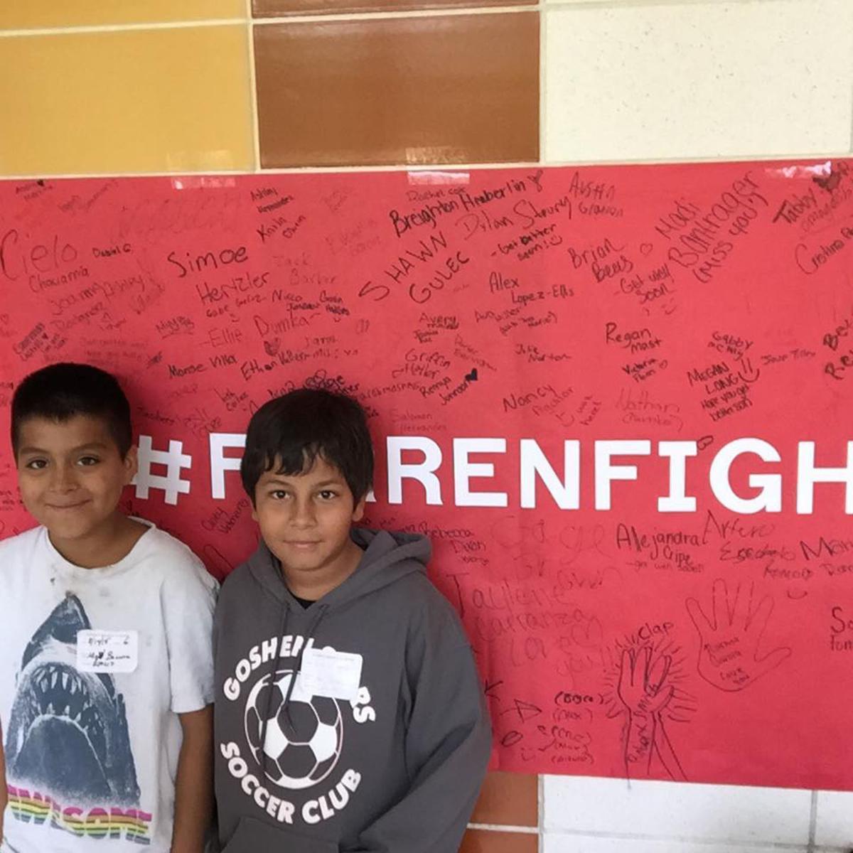 #farrenfighters